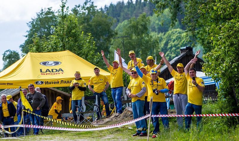 Команда LADA Sport Rosneft Rally примет участие в ралли «Выборг 2015»