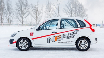 LADA Kalina NFR R1. Цена раскрыта