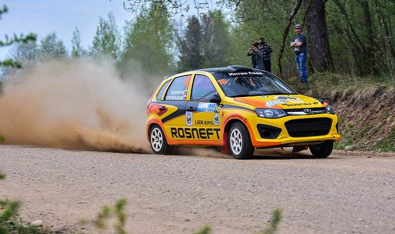 АНОНС: LADA Sport Rosneft rally примет участие в легендарном ралли «Гуково»